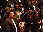 Orquesta Sinfónica Luis Potosí, cierre Festival Manuel Ponce.