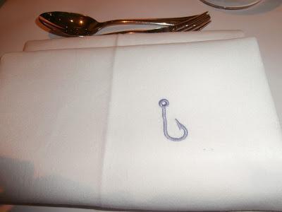Restaurante Visaandeschelde, en Amsterdam (Holanda)