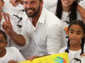 Ricky Martin digno admiración.