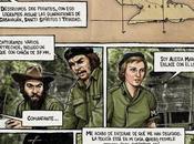 che, protagoniza cómic escrito estadounidense