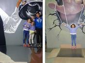 Museo Ilusiones ópticas Barcelona