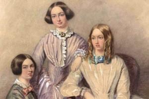 Las-hermanas-Brönte