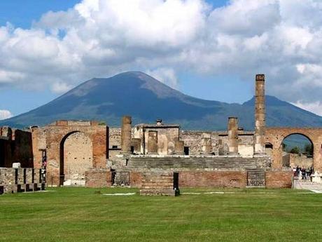 Mis sueños viajeros: Un viaje en familia a Roma y Pompeya