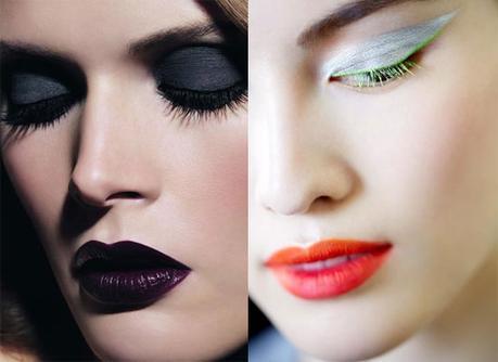 Maquillaje para las fiestas