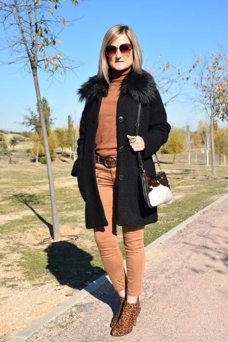 Outfit inspiration for camel color