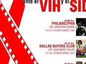 Proyección especial películas marco Mundial Sida