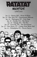Ratatat 2016 tour