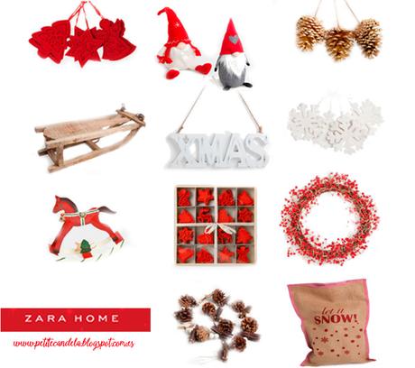 Decoraci n navidad zara home 2015 paperblog - Zara home navidad ...