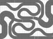 1366 1369. Cuatro circuitos: rally, otro velocidad intercambiables carriles 17m.