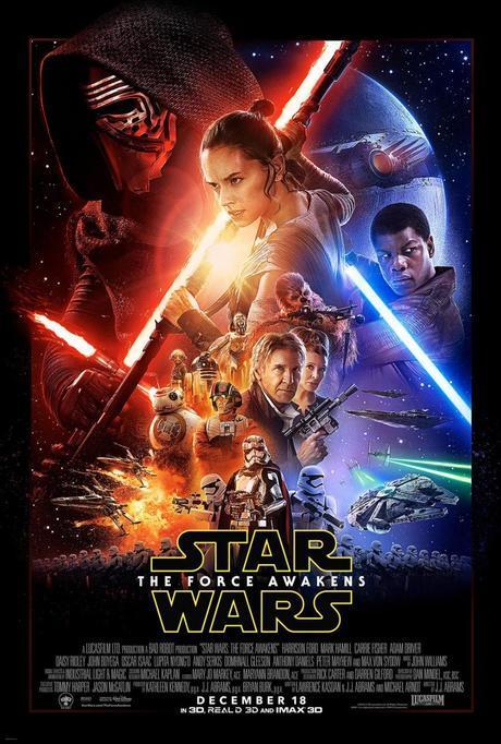películas estreno esperadas diciembre 2015 star wars el despertar de la fuerza