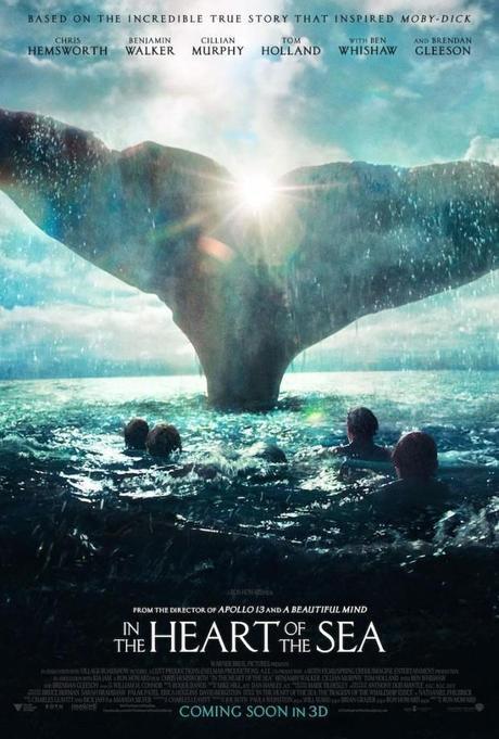 películas estreno esperadas diciembre 2015 en el corazón del mar