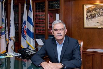 Ministro del interior y su foto oficial con la contrase a for Foto del ministro del interior