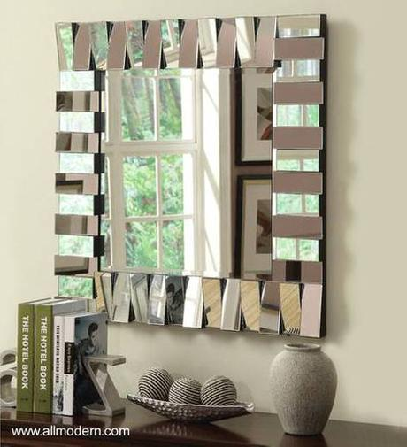 Espejos decorativos y funcionales para el hogar paperblog - Espejos de pared decorativos ...