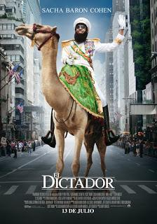 El dictador + Malefica + El codigo enigma    Reseña Pelicula