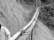 construyen puentes pasos quebrada toma agua SUSSE