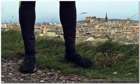 Minimalistas por el mundo, unas Enix 100 en Edimburgo