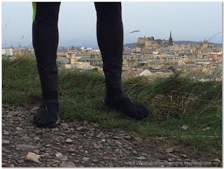 Turismo running por Edimburgo (Escocia)