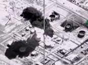 Bombardero ruso derribado
