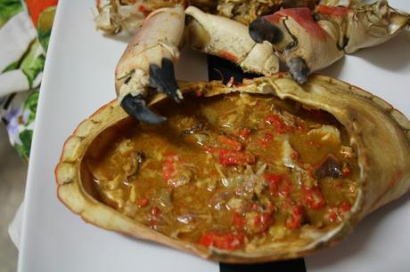 C mo preparar un centollo o un buey de mar paperblog for Cocinar un centollo