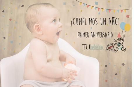 Tu Bebebox, la tienda online para bebés y mamás, celebra su primer año con grandes éxitos