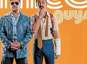"Póster frances ""the nice guys"" russell crowe ryan gosling"