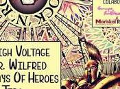 Radio rock roll 300: days heroes reemplaza re-verso cierra cartel