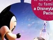 """Sorteo: Viaje Disneyland París juego parejas """"Frozen"""""""