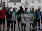 Reto 360º Solidarios, etapa Villanueva Rosario-Cuevas Bajas