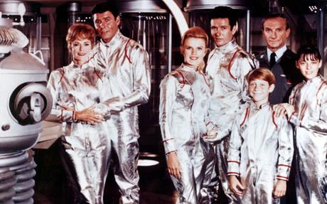 NETFLIX PREPARA UN 'REMAKE' DE LA LEGENDARIA 'LOST IN SPACE'