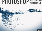 Pinceles Agua para Photoshop
