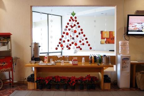 Decorando para la navidad paperblog for Decoracion de navidad para oficinas