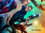 Nuevo tráiler afiche serie Legends Tomorrow