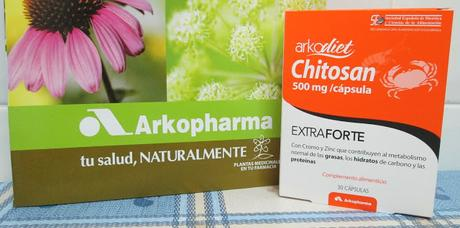 Arkopharma arkoflex col geno arkodiet chitos n paperblog - Alimentos que contienen colageno hidrolizado ...