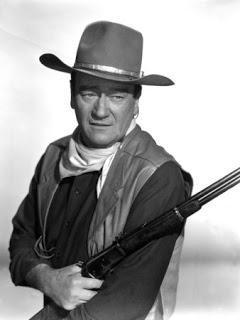Balas para John Wayne