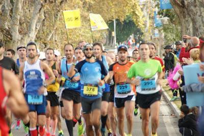 VI Maratón Cabberty Ciudad de Málaga