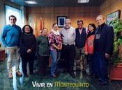 """delegación nicaragüense visita Hermanas para conocer experiencias """"participación cuidadana"""""""