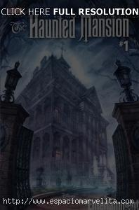 The Haunted Mansion Nº 1