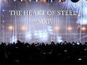 Nuevo vídeo Manowar heart Steel MMXIV