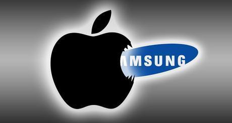 Samsung pagará 548 millones de dólares a Apple por violación de patente