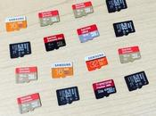 Cual mejor tarjeta micro para RaspBerry