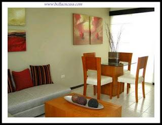 Ideas de decoraci n para casas peque as paperblog - Decoracion de casas pequenas ...
