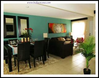 Ideas de decoraci n para casas peque as paperblog for Decoraciones de casas chicas