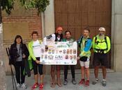Reto 360º Solidarios, etapa Cuevas Bajas-Campillos