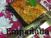 Empanada Chipirones Tinta