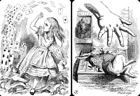 Los primeros ilustradores de Las aventuras de Alicia en el país de ...