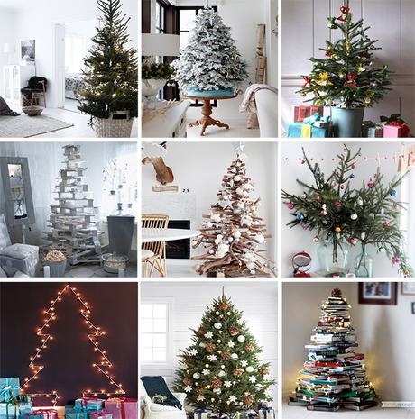 Navidad 9 ideas para tu rbol navide o paperblog - Ideas arbol de navidad ...