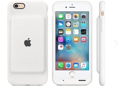 Apple lanza una funda para iPhone con una batería que dura 25 horas