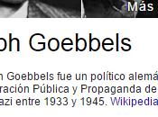 principios propaganda Joseph Goebbels