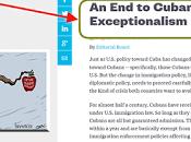 Bloomberg Business llama presidente Obama deportar cubanos