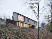 Casa Simple Contemporanea Quebec
